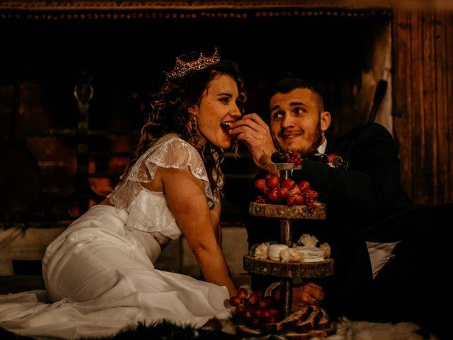 Le mariage de Gianni et Ingrid à Senouillac, Tarn 110