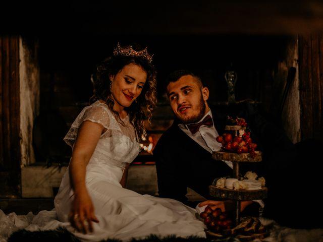 Le mariage de Gianni et Ingrid à Senouillac, Tarn 111