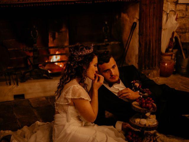 Le mariage de Gianni et Ingrid à Senouillac, Tarn 112