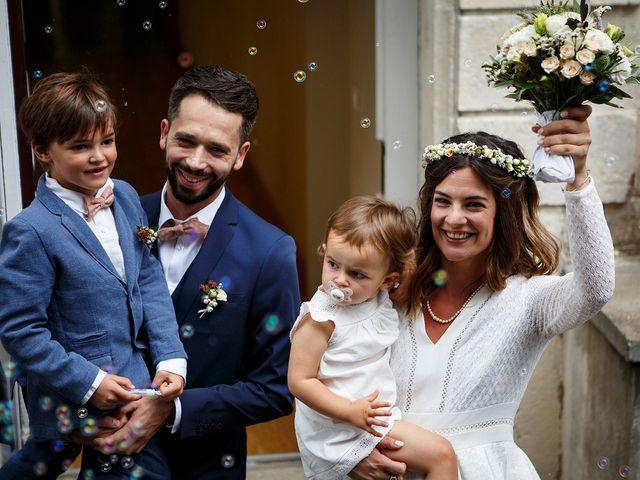 Le mariage de Franck et Cléa à Lyon, Rhône 25