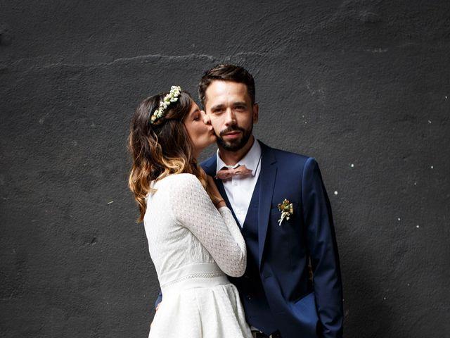 Le mariage de Franck et Cléa à Lyon, Rhône 45