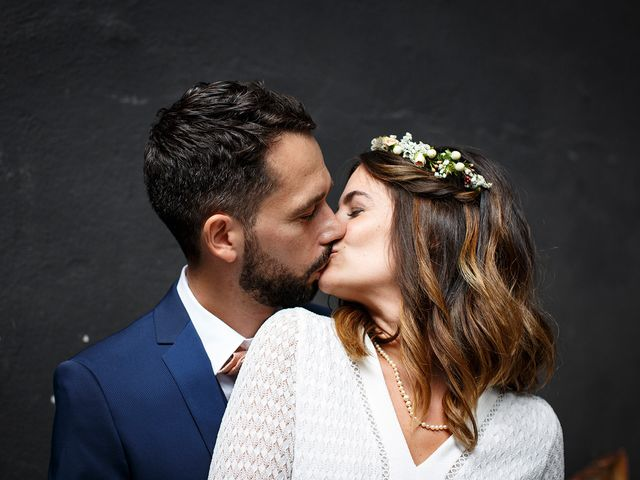 Le mariage de Franck et Cléa à Lyon, Rhône 52