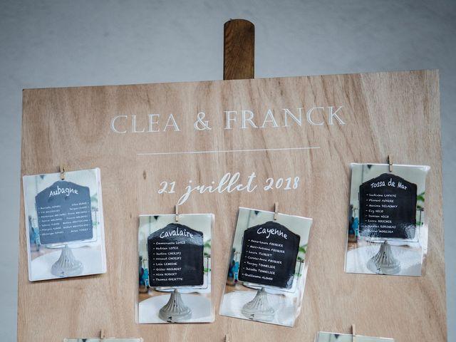 Le mariage de Franck et Cléa à Lyon, Rhône 65