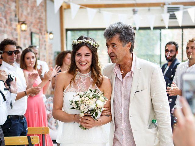 Le mariage de Franck et Cléa à Lyon, Rhône 69