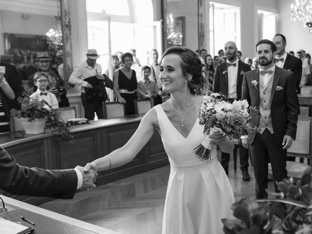 Le mariage de Florian et Christine à Auxerre, Yonne 14