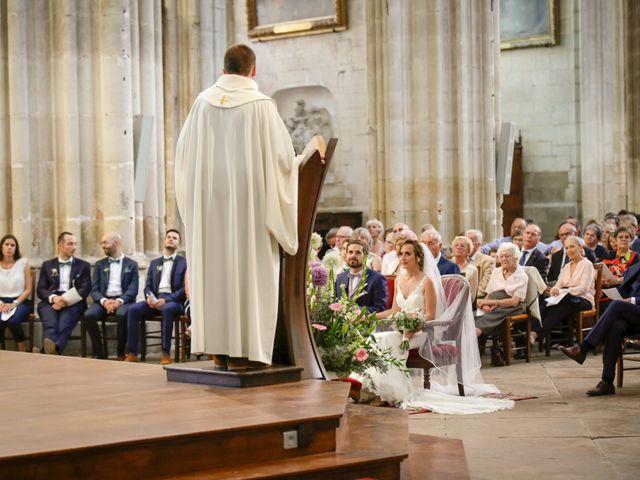 Le mariage de Florian et Christine à Auxerre, Yonne 27