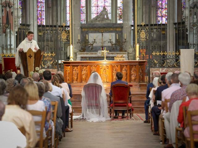 Le mariage de Florian et Christine à Auxerre, Yonne 28