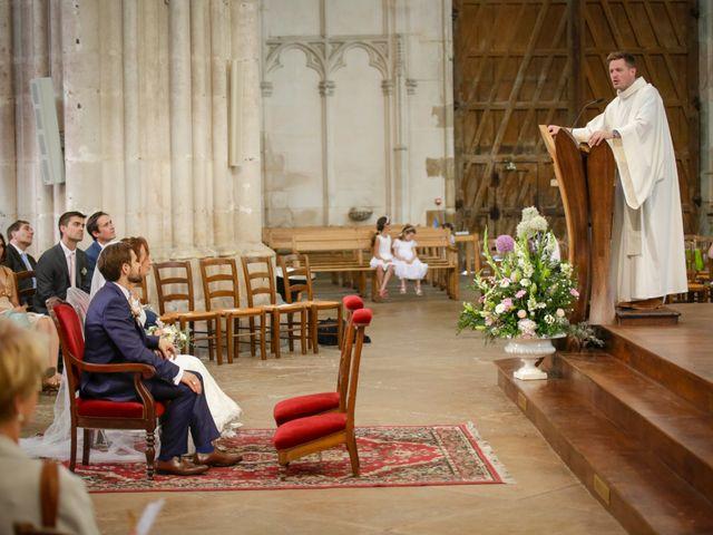 Le mariage de Florian et Christine à Auxerre, Yonne 29