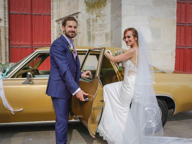 Le mariage de Florian et Christine à Auxerre, Yonne 35