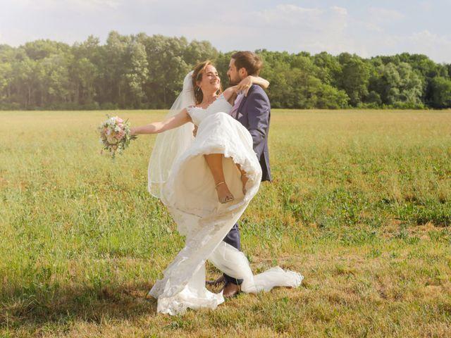 Le mariage de Florian et Christine à Auxerre, Yonne 40