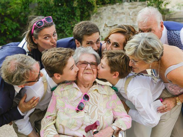 Le mariage de Florian et Christine à Auxerre, Yonne 56