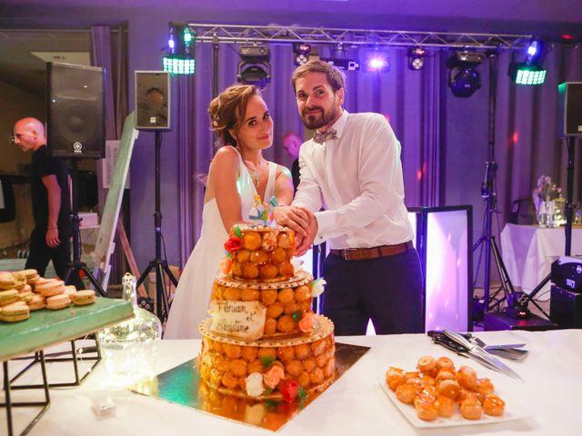 Le mariage de Florian et Christine à Auxerre, Yonne 74