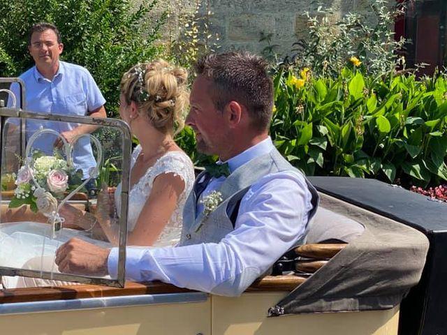 Le mariage de Guéric et Manon à Gauriac, Gironde 2