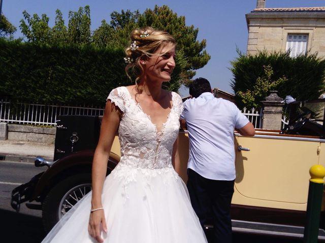 Le mariage de Guéric et Manon à Gauriac, Gironde 5