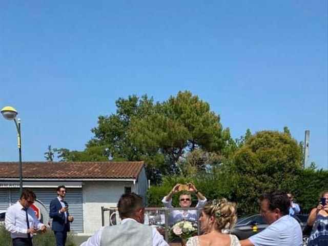 Le mariage de Guéric et Manon à Gauriac, Gironde 6