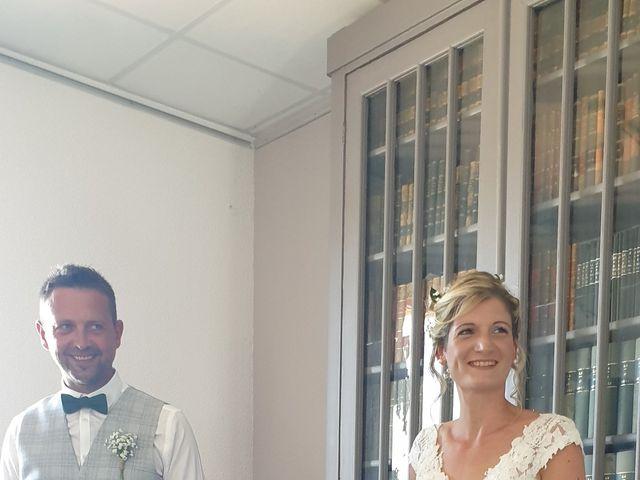 Le mariage de Guéric et Manon à Gauriac, Gironde 8