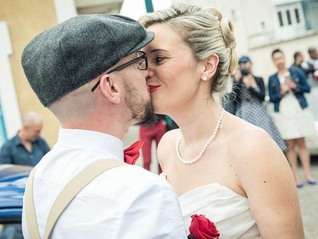 Le mariage de Maxime et Gaëlle à Chazelles-sur-Lyon, Loire 10