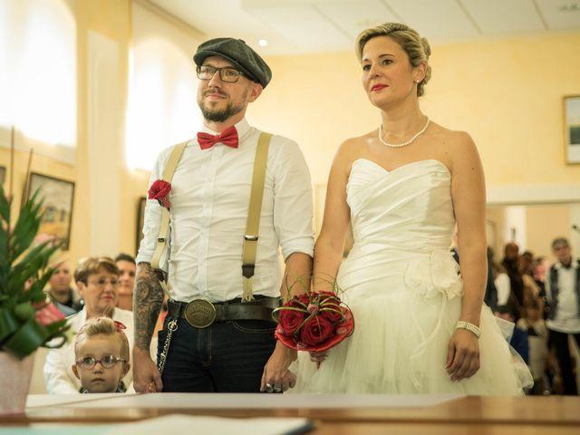 Le mariage de Maxime et Gaëlle à Chazelles-sur-Lyon, Loire 13