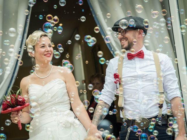 Le mariage de Maxime et Gaëlle à Chazelles-sur-Lyon, Loire 19