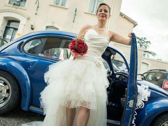 Le mariage de Maxime et Gaëlle à Chazelles-sur-Lyon, Loire 20