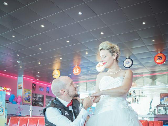 Le mariage de Maxime et Gaëlle à Chazelles-sur-Lyon, Loire 26