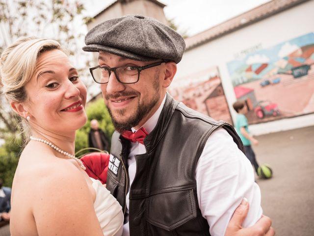 Le mariage de Maxime et Gaëlle à Chazelles-sur-Lyon, Loire 33