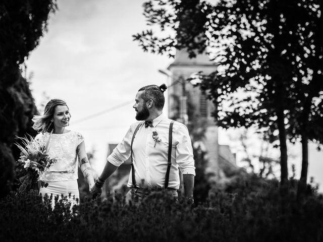 Le mariage de Florent et Charline à Gray, Haute-Saône 2