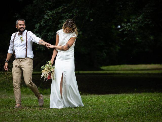Le mariage de Florent et Charline à Gray, Haute-Saône 3
