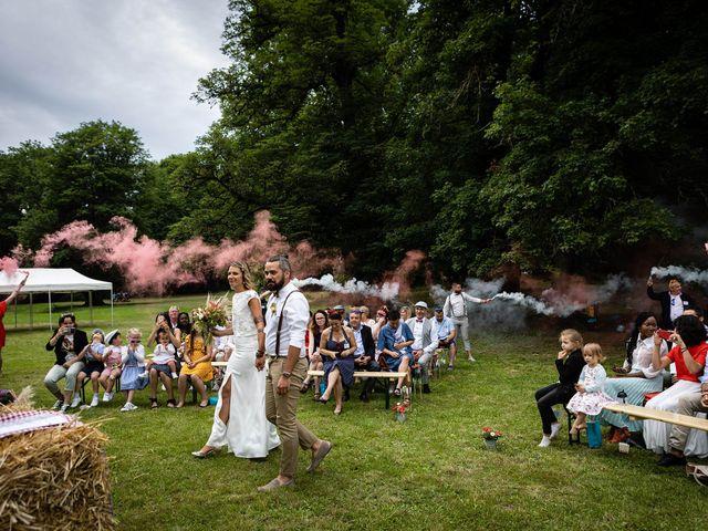 Le mariage de Florent et Charline à Gray, Haute-Saône 31