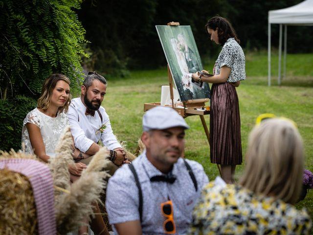 Le mariage de Florent et Charline à Gray, Haute-Saône 33