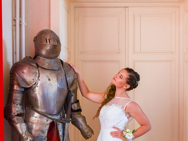 Le mariage de Paul et Marine à Chasselas, Saône et Loire 4