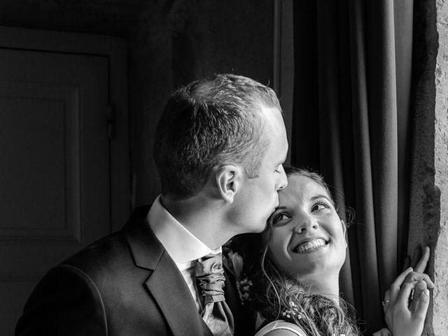 Le mariage de Paul et Marine à Chasselas, Saône et Loire 5
