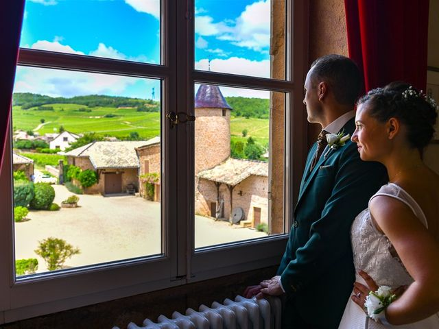 Le mariage de Paul et Marine à Chasselas, Saône et Loire 7