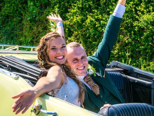 Le mariage de Paul et Marine à Chasselas, Saône et Loire 8