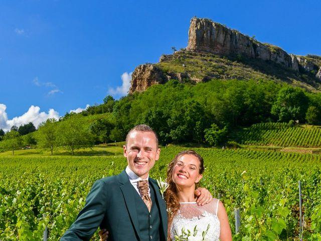 Le mariage de Paul et Marine à Chasselas, Saône et Loire 10