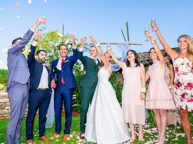 Le mariage de Paul et Marine à Chasselas, Saône et Loire 25