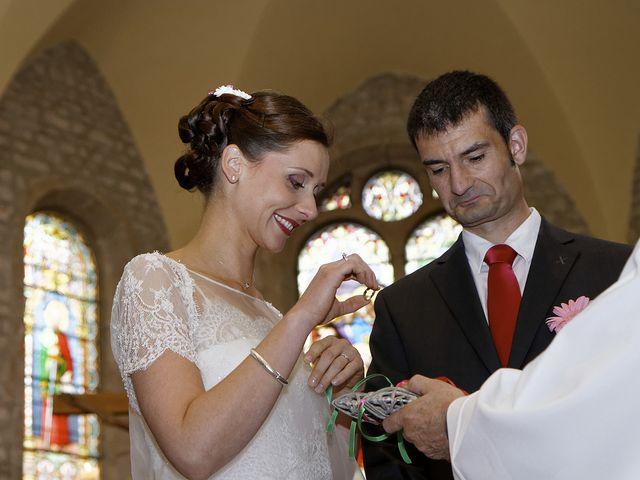 Le mariage de Thomas et Amandine à Les Rousses, Jura 13