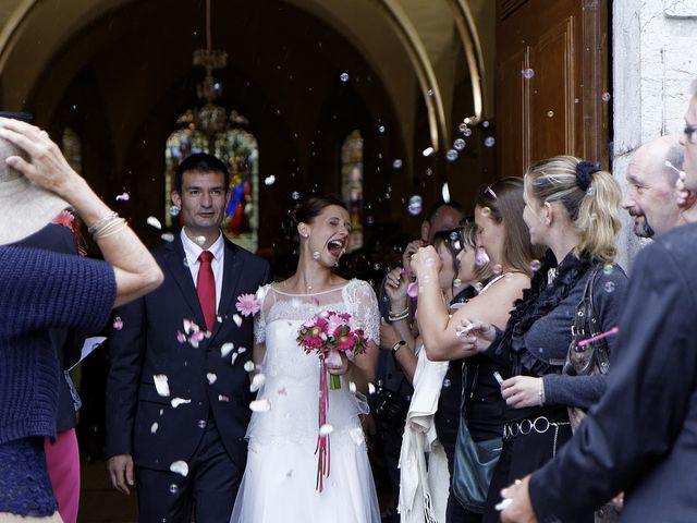 Le mariage de Amandine et Thomas