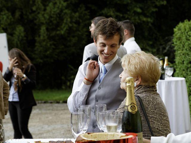 Le mariage de Thomas et Amandine à Les Rousses, Jura 20
