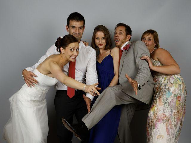 Le mariage de Thomas et Amandine à Les Rousses, Jura 28