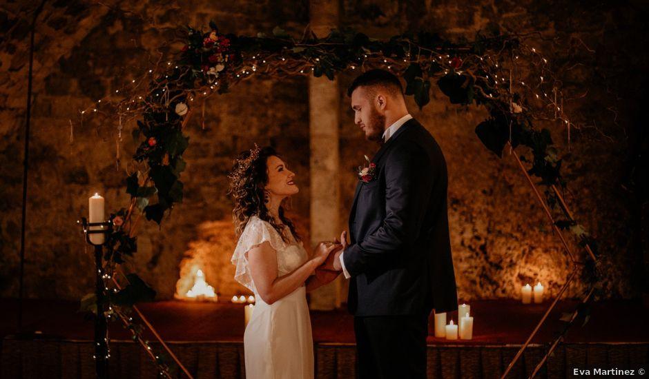 Le mariage de Gianni et Ingrid à Senouillac, Tarn