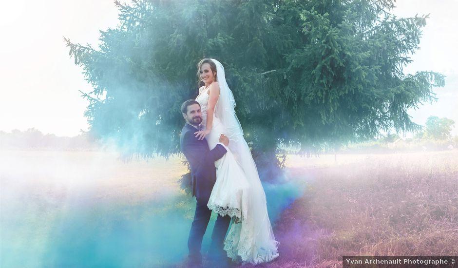 Le mariage de Florian et Christine à Auxerre, Yonne