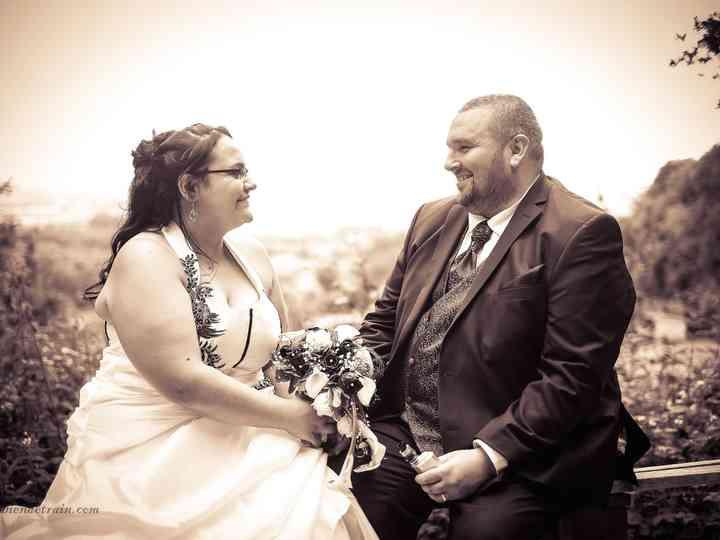 Le mariage de Steve et Priscilla