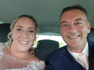 Le mariage de Nolwenn et David