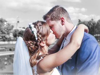 Le mariage de Emmanuelle et Tord