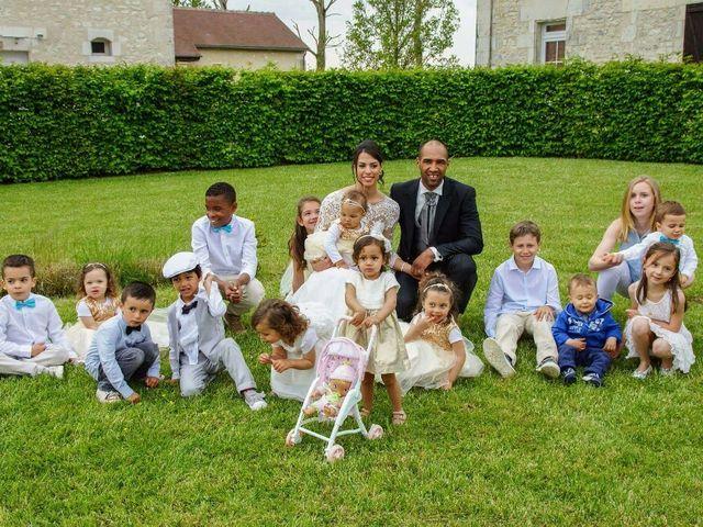 Le mariage de Jérémy et Coralie à Tours, Indre-et-Loire 13