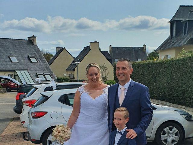 Le mariage de David  et Nolwenn à Guipavas, Finistère 1
