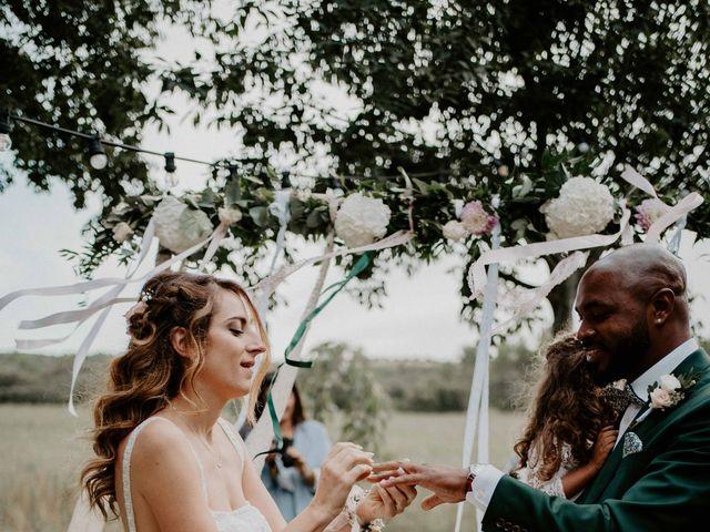 Le mariage de Dimitri et Rebecca à Lançon-Provence, Bouches-du-Rhône 25