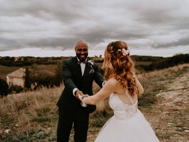 Le mariage de Dimitri et Rebecca à Lançon-Provence, Bouches-du-Rhône 42