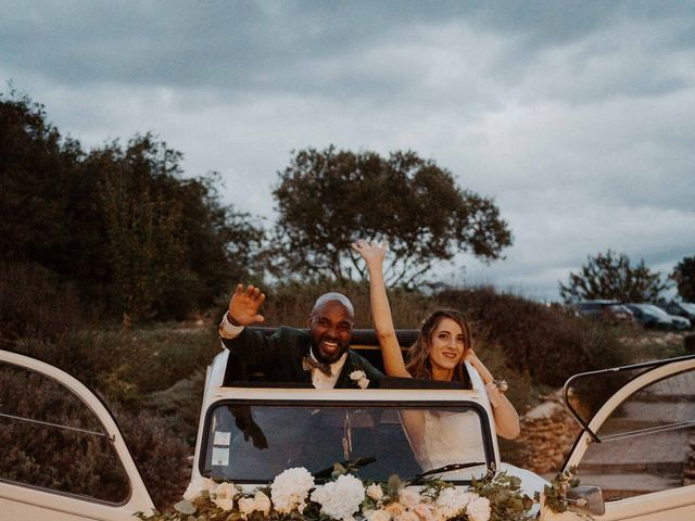 Le mariage de Dimitri et Rebecca à Lançon-Provence, Bouches-du-Rhône 63